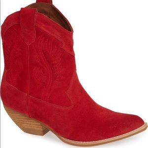 NIB Jeffrey Campbell Calvera Western Boot